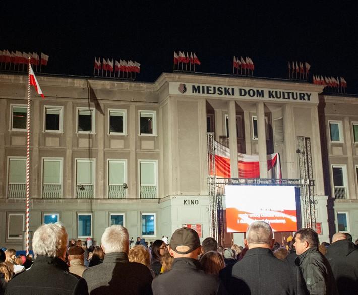Obchody 100-lecia odzyskania Niepodległości w Stalowej Woli
