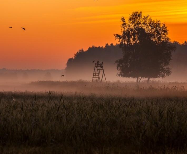 Wschód słońca - fotografia nie dla śpiochów