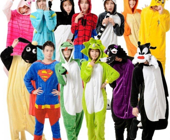 Sesja - piżama party