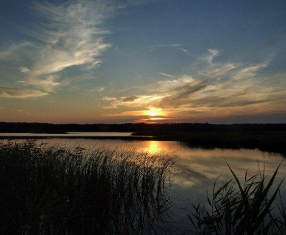 Wyjazd na wschód słońca - Imielty Ług