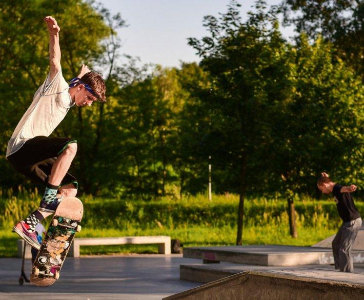 Skatepark!
