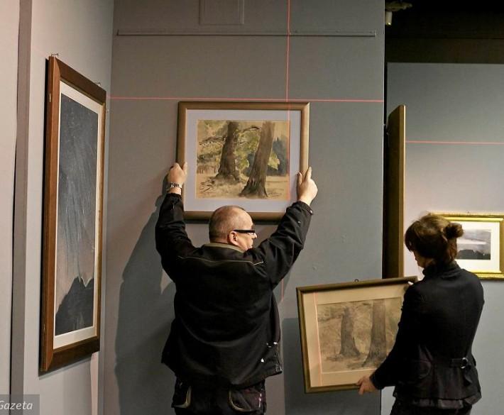 Przygotowanie wystawy