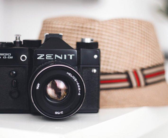 Obsługa aparatów analogowych i warsztaty foto