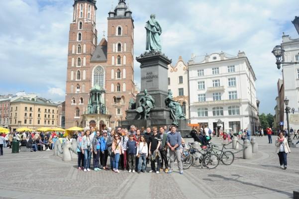 Czerwiec 2014 - Wyjazd do Krakowa