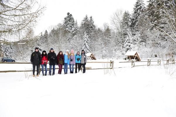 Luty 2015 - Zimowy wyjazd w Bieszczady