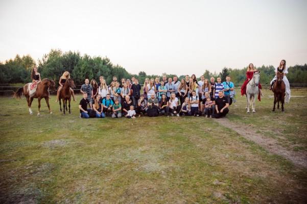 Wrzesień 2016 - Sesja w stadninie koni w Jastkowicach