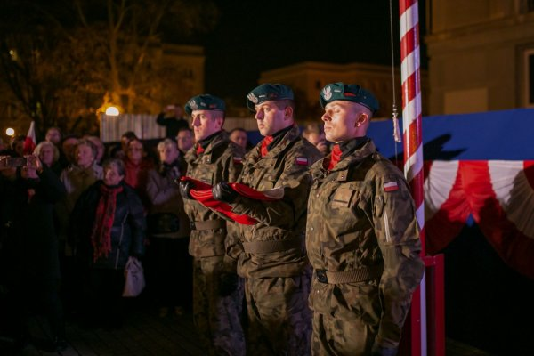 Obchody 100 lat niepodległości w Stalowej Woli