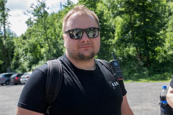 Krzysztof Maciuch - instruktor KADR