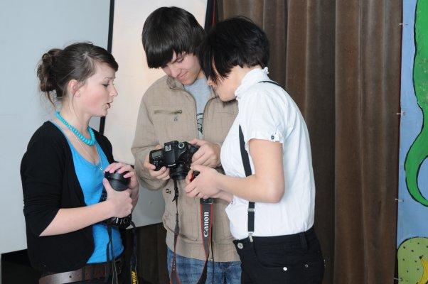 Dni Otwarte Koła Fotograficznego KADR 2010